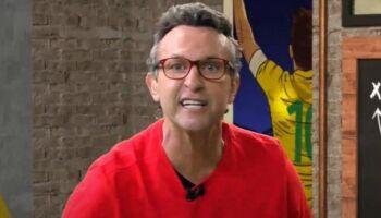 Neto se revolta com falta de oxigênio em Manaus e questiona se Neymar não vai doar cilindros