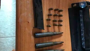 Casa de acusado de matar policial é alvo de buscas da Polícia Nacional