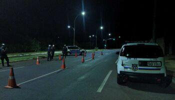 Força-tarefa com GCM e Agetran faz 303 testes de bafômetro em Campo Grande