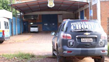 Fuga na Máxima: quarteto pula muro e foge de presídio em Campo Grande