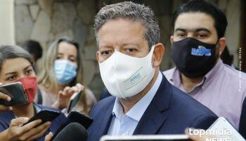 Em Campo Grande, Arthur Lira promete apoiar PEC relatada por Fábio Trad: 'se tiver maioria, sim'