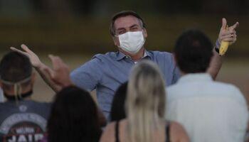 Bolsonaro insiste na cloroquina, mesmo depois da Anvisa negar eficácia do remédio