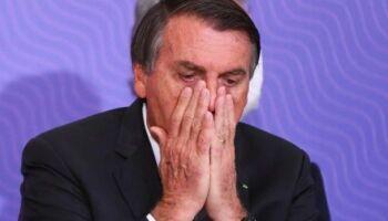Pesquisa aponta que 37% dos internautas define governo Bolsonaro como ruim ou péssimo
