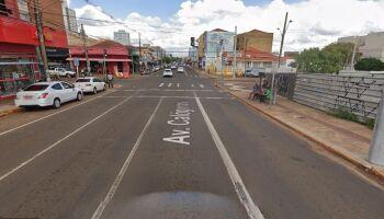 Cobrança de dívida termina com traficante ferido a facadas no centro de Campo Grande