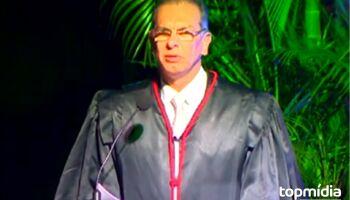 Desembargador Carlos Eduardo Contar assume presidência do TJMS: 'engrandecer e inovar a Justiça'