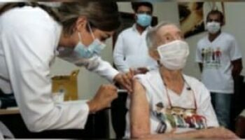 Idosos acima de 80 anos serão vacinados contra covid partir de sexta-feira