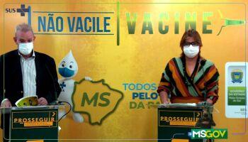 Com mais 7 mortes em 24 horas, MS chega a 2.819 óbitos desde início da pandemia