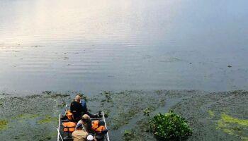 Homem cai de barco e morre em lago de usina em Bataguassu