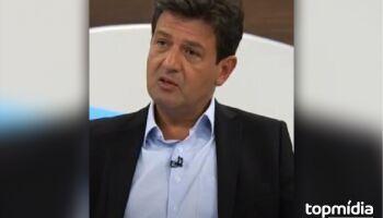 Mandetta diz que avisou Bolsonaro sobre falta de oxigênio