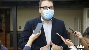 Prefeito promete portal da transparência para vacinas da covid em Dourados