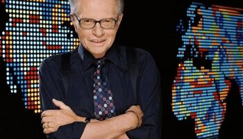 Apresentador Larry King morre aos 87 anos
