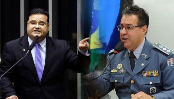 Bolsonarista quer tirar poder de governadores sobre as polícias e Fábio Trad alerta: 'é golpe'