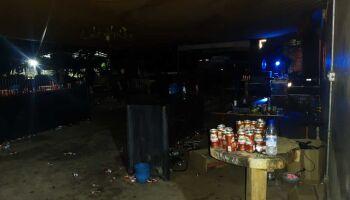 GCM encerra festa com 300 pessoas em chácara de Campo Grande
