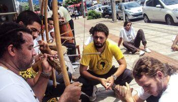 Projeto reverencia capoeira angolana com encontros virtuais