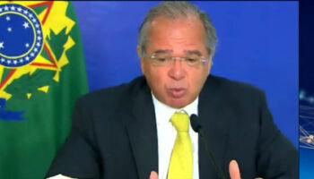 Guedes sugere congelar salários do funcionalismo para evitar crise