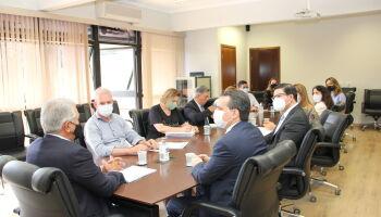 MPE e Governo alinham conduta contra covid e toque de recolher é prorrogado em MS