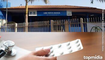 Médico da UPA Nova Bahia compra remédio para paciente e mulher diz: 'recompensa vai vir de Deus'