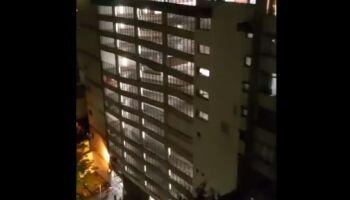 Vídeo: Bolsonaro é alvo de panelaço em várias capitais do País
