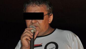 Professor acusado de abusar de afilhada e irmã é preso em Aquidauana