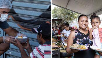 Sancionada lei que prevê doação de alimentos e refeições não comercializadas