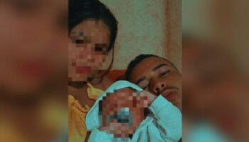 Com filho de 1 mês, viúva de Silas pede ajuda para pagar contas em atraso e comprar leite