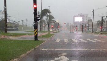 Semana começa chuvosa em Mato Grosso do Sul