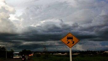 Inmet alerta para chuvas intensas em todo MS nos próximos dias