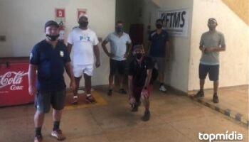Presidente da federação sul-mato-grossense de tênis aguarda decisão da justiça para assumir cargo