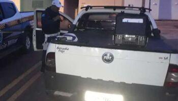 Homem é preso após ser flagrado dirigindo embriagado