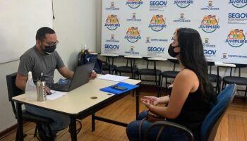Subjuv retoma atendimento de jovens que procuram 1º emprego