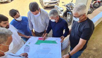 Governo mantém investimentos e Riedel vistoria obras de modernização em MS