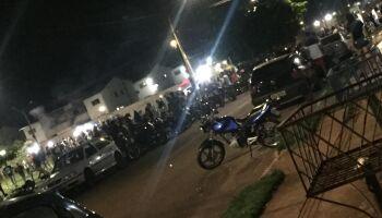 Vídeo: feira do Jardim Carioca vira aglomeração e tem algazarra de motociclistas