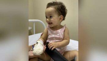 Família que perdeu bebê às vésperas do aniversário faz festa solidária