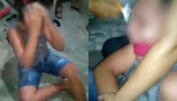 Tortura: mãe raspa cabelo e sobrancelha do filho, filma agressão e acaba presa