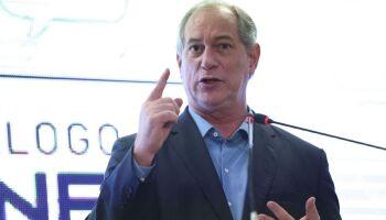 Confiante, Ciro Gomes destaca que objetivo é vencer PT em 2022
