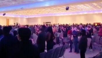 Silas Malafaia faz culto com 1.200 pessoas no Paraná; PM não encerra aglomeração