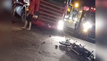 Motociclista morre em acidente de trânsito em Anastácio