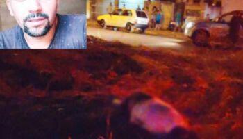 Homem leva tiro na cabeça e é encontrado em terreno baldio