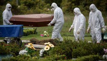Mato Grosso do Sul registra mais 24 mortes em um dia por Covid-19