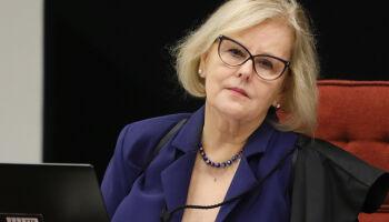 Rosa Weber determina que governo federal reative leitos de UTI para Covid-19 em três estados