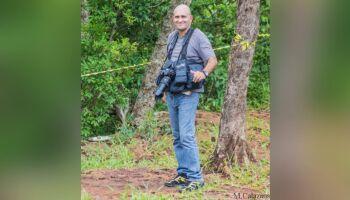 Pai, esposo, amigo: covid-19 mata Valdenir Rezende, fotógrafo histórico de MS