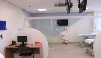 Cassems inaugura centro para medicação de pacientes com casos leves