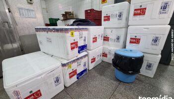 Geraldo pede empréstimo de servidores e cobra medidas duras em Campo Grande