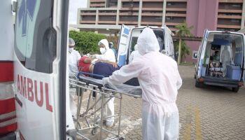 Brasil tem mais 1,5 mil mortes e quase 70 mil casos de Covid-19