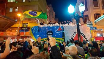 Polícia prende homem por incitar atentado contra Bolsonaro em Uberlândia