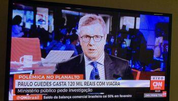 Suposta compra de 120 mil viagras por Paulo Guedes vira assunto no Twitter