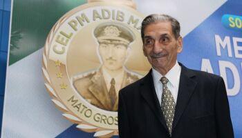 Lenda da fronteira, coronel Adib Massad morre aos 91 anos em Campo Grande