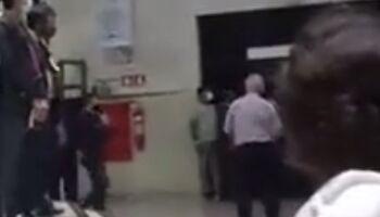 Vídeo: Antônio Dionízio é reeleito para ADM em eleições com porrada e polícia em Campo Grande