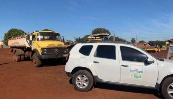 Rapaz é preso por onda de assaltos com carro do Imasul em Campo Grande