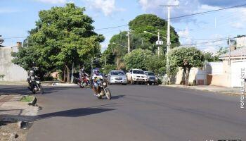 Polícia acaba com algazarra de motociclistas no Paraíso do Lageado